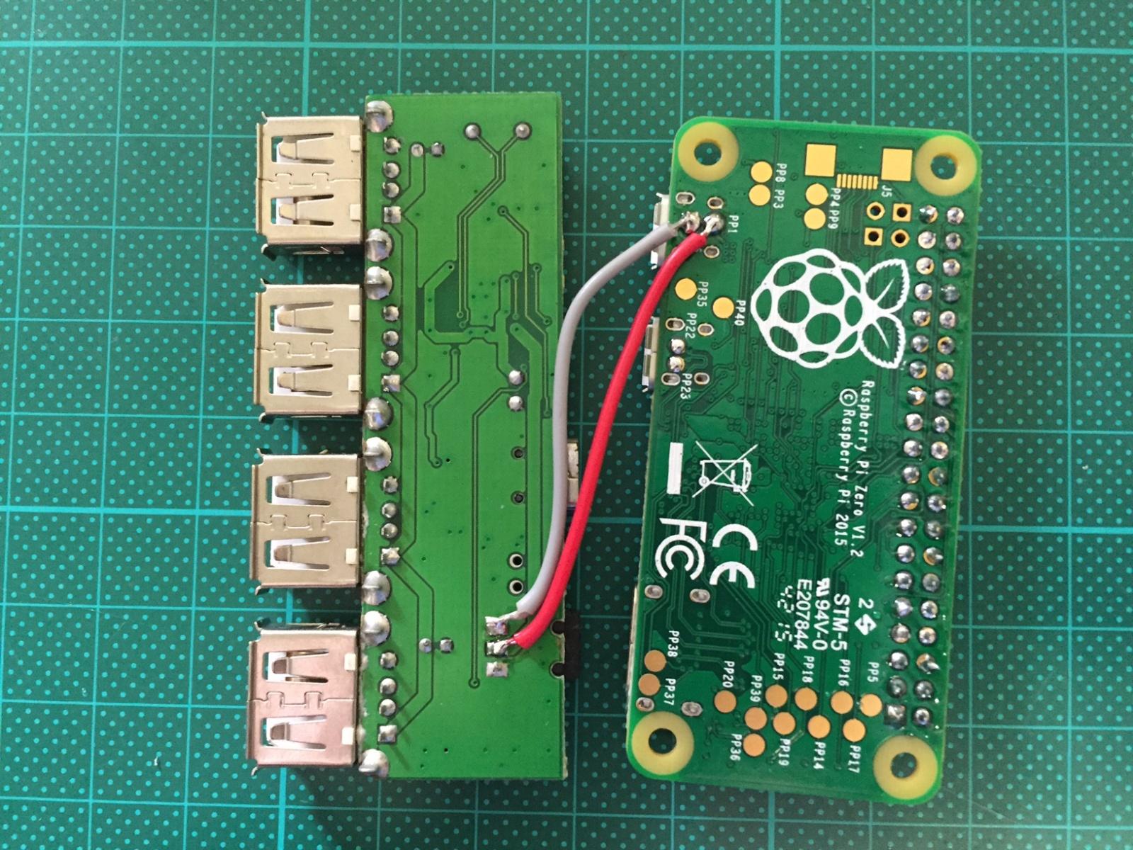 4 дополнительных USB порта для Raspberry Pi Zero? Не проблема - 3