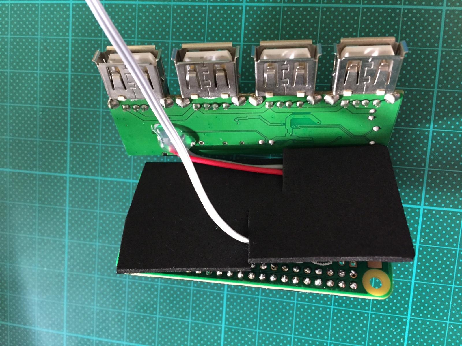 4 дополнительных USB порта для Raspberry Pi Zero? Не проблема - 7