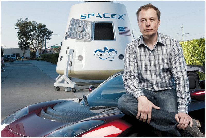 Илон Маск — «железный человек» в реальном мире - 7
