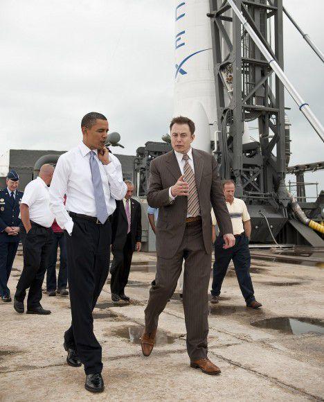 Илон Маск — «железный человек» в реальном мире - 8