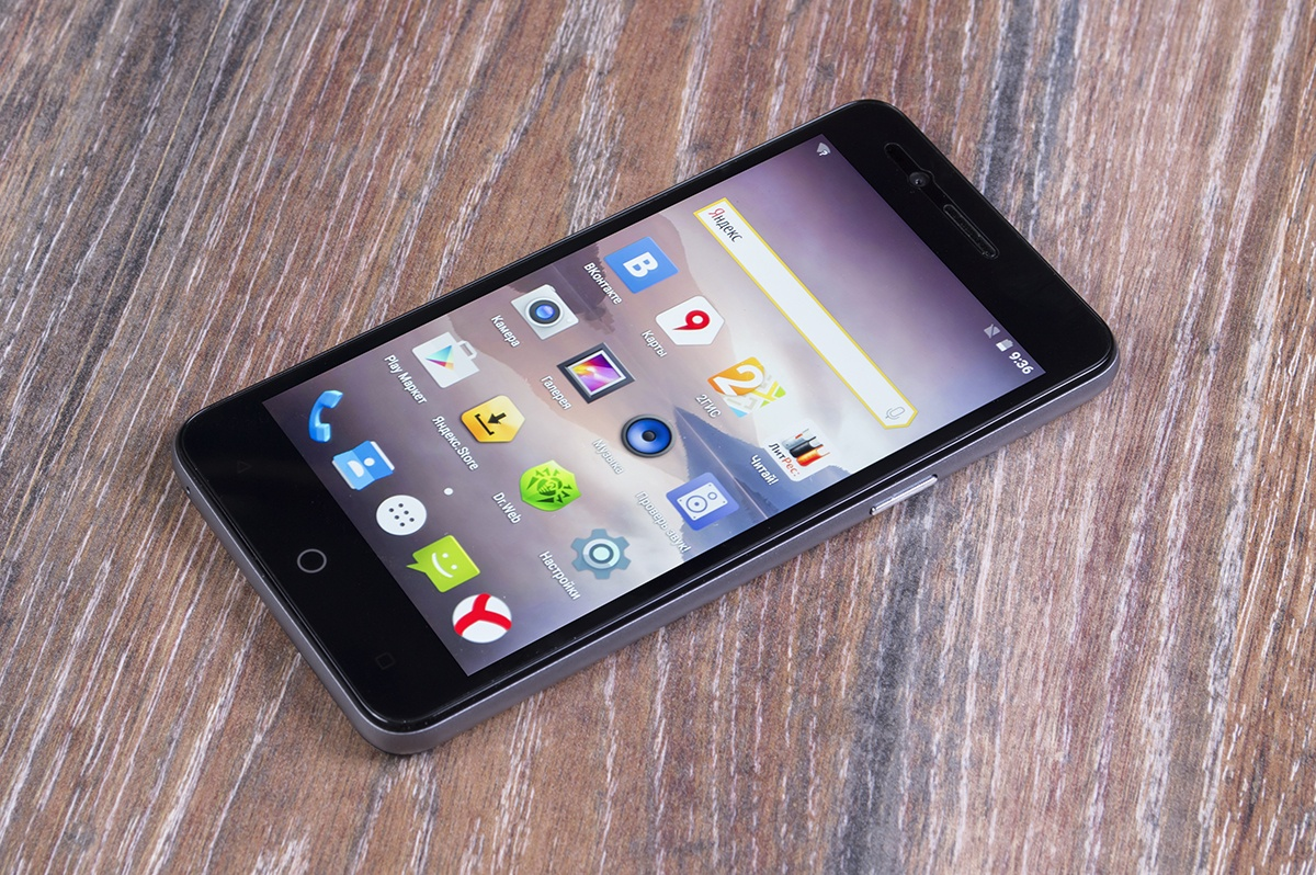 Музыка со знаком качества: обзор смартфона DEXP Ixion M350 Rock - 37