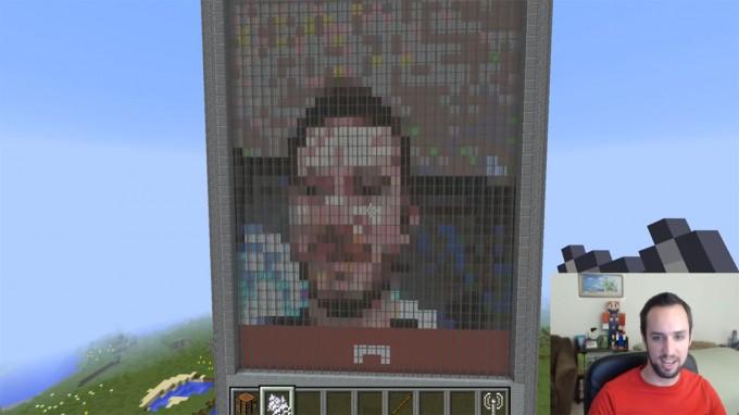 В Minecraft создали работающий смартфон с сотовой вышкой - 1