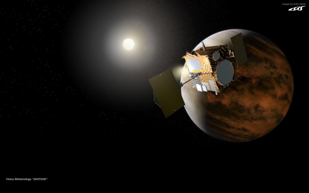 Японский зонд успешно вышел на орбиту Венеры спустя 5 лет после первой неудачи - 1
