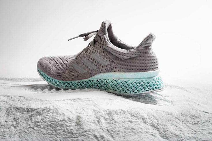 Компания Adidas является одним из основателей Parley for the Oceans