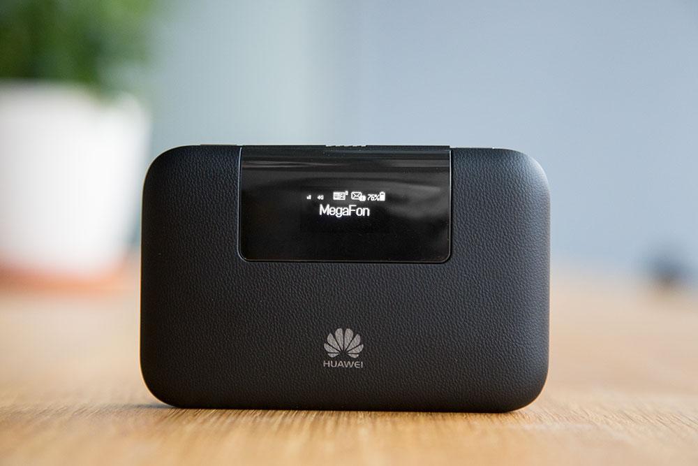 Обзор мобильных роутеров Huawei - 10