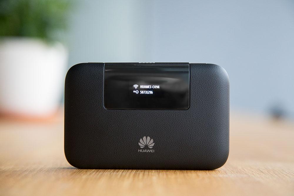 Обзор мобильных роутеров Huawei - 11