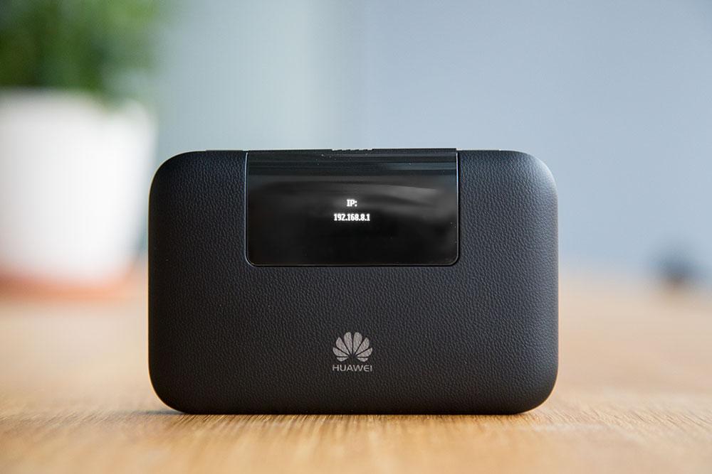 Обзор мобильных роутеров Huawei - 12