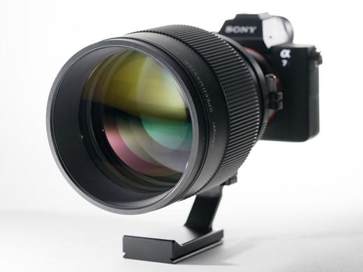 Объектив Mitakon Speedmaster 135mm F/1.4 планируется выпустить в вариантах для камер Canon, Nikon и Sony