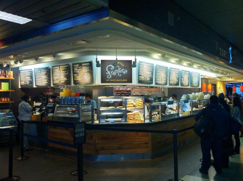 Почему еда в ресторанах при аэропортах такая дорогая - 3