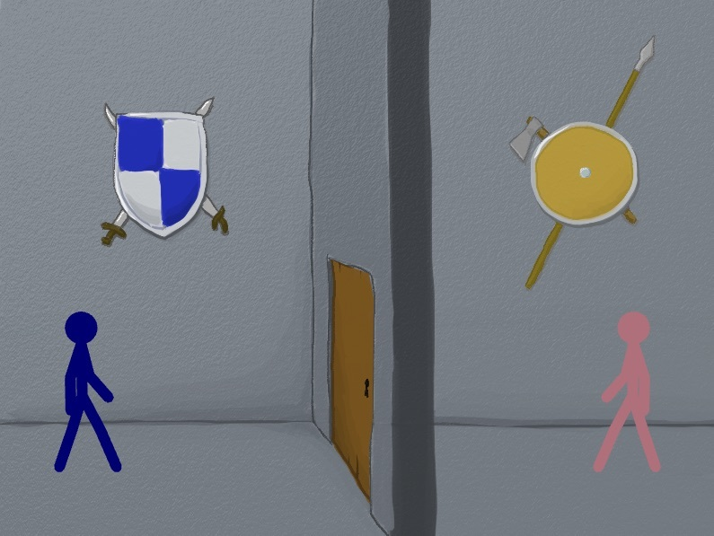 Drawn Story: распознавание изображений как основа игровой механики - 4