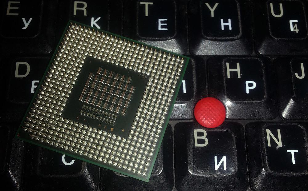 Апгрейд Wi-Fi и процессора на ноутбуке ThinkPad T60 - 9