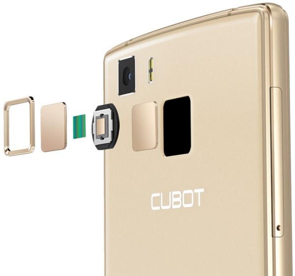 Cubot S600