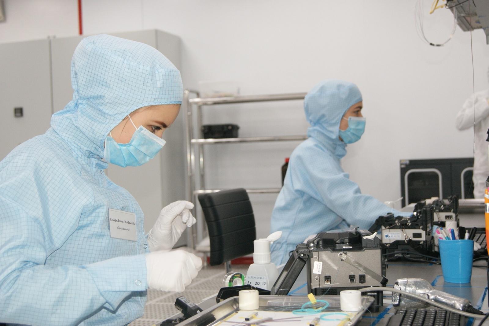 Ведущий мировой разработчик оптоэлектронных модулей и подсистем NeoPhotonics открыл производство в Москве - 1