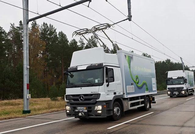«Электрофуры» в ближайшее время появятся на дорогах Швеции - 4