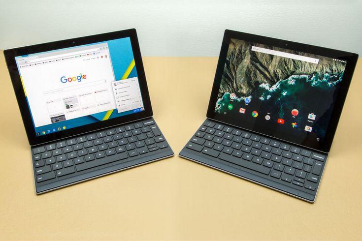 Планшет Google Pixel C должен был быть совершенно иным