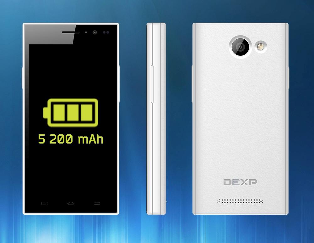 DEXP Ixion: пополнение линейки «долгоиграющих» смартфонов - 1