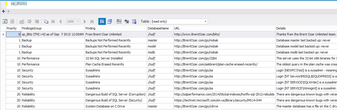 Бесплатные инструменты для разработчиков баз данных - 9