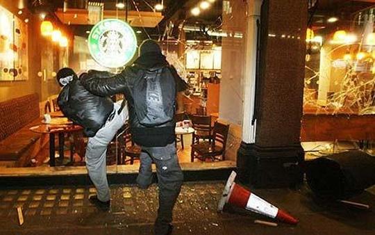 Что география точек Starbucks может сказать об экономической и социальной ситуации в обществе - 1