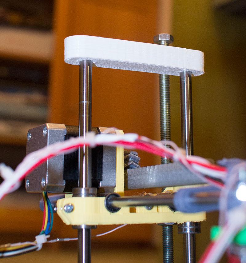 Как я доработал 3D принтер MC2 от Мастер Кит - 3