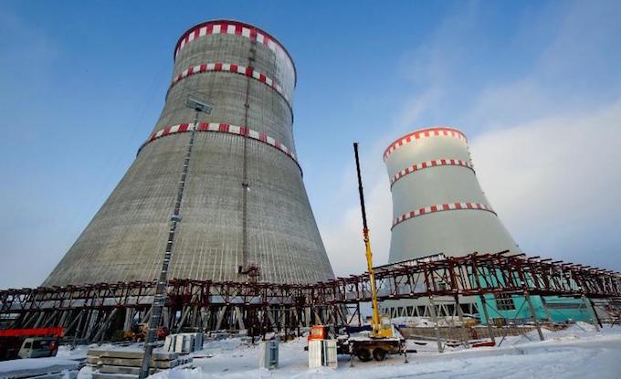 Отказаться от мирного атома? Росэнергоатом строит мощнейший ЦОД в России - 14