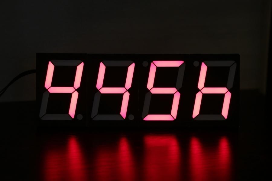 Бескнопочные часы - 10