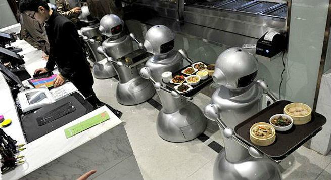 Назад в будущее: 6 инновационных технологий, меняющих ресторанную индустрию - 1
