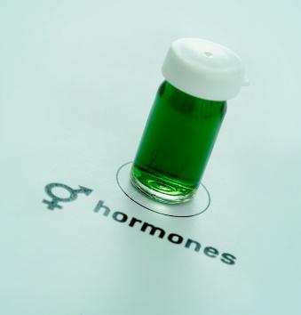 Немного о гормонах - 1