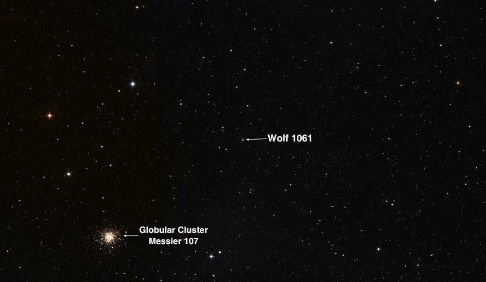 Потенциально обитаемая планета обнаружена всего в 14 световых годах - 2