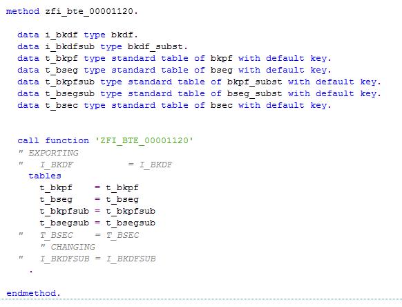 Модульные тесты в ABAP - 6