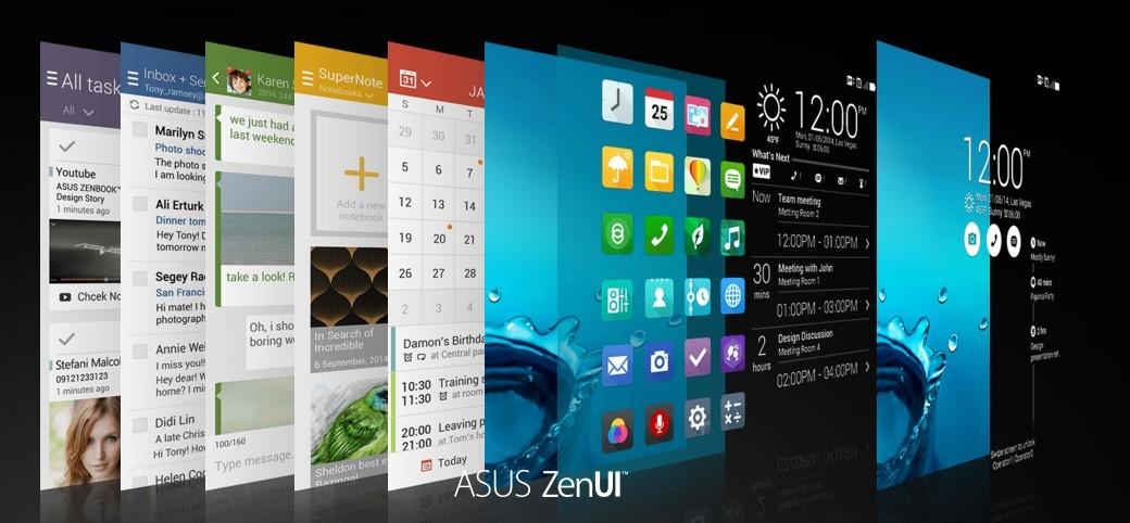 Обзор ASUS ZenUI и Zen-приложений - 1