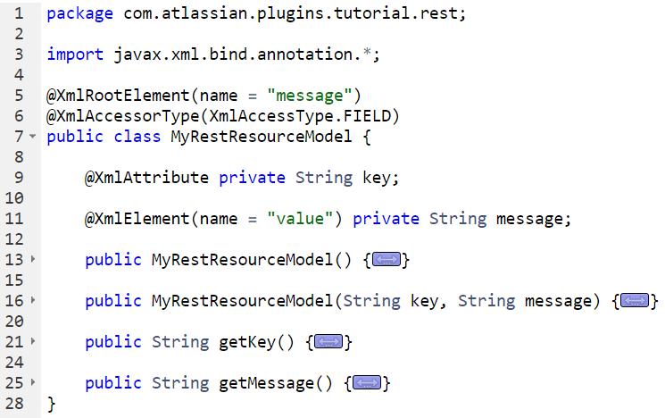 Разработка плагинов для Atlassian JIRA - 6