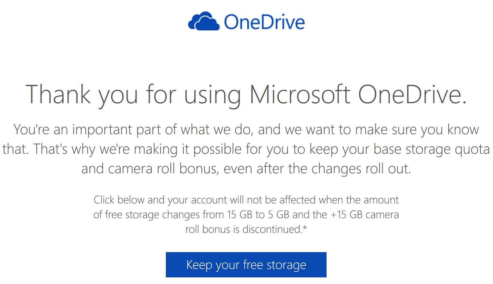 Как вернуть старый лимит в 15 ГБ в OneDrive - 2