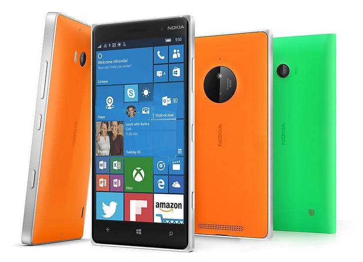 Microswoft переносит сроки начала обновления до Windows 10 Mobile