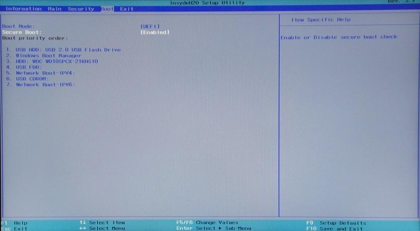Укрощаем UEFI SecureBoot - 16