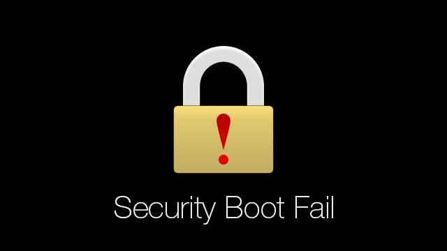 Укрощаем UEFI SecureBoot - 20