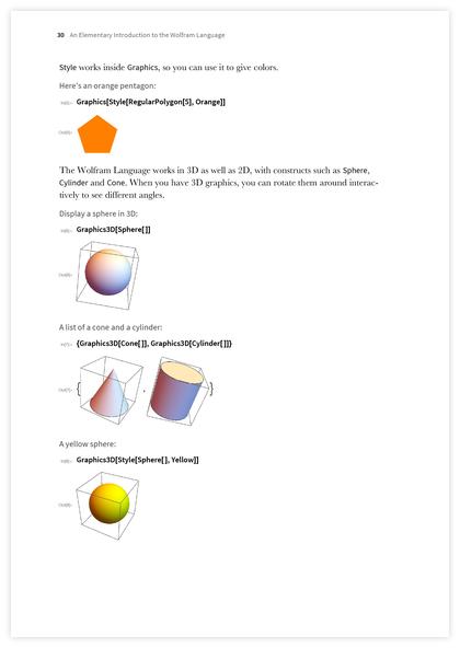 Книга Стивена Вольфрама «Элементарное введение в язык Wolfram Language» - 18