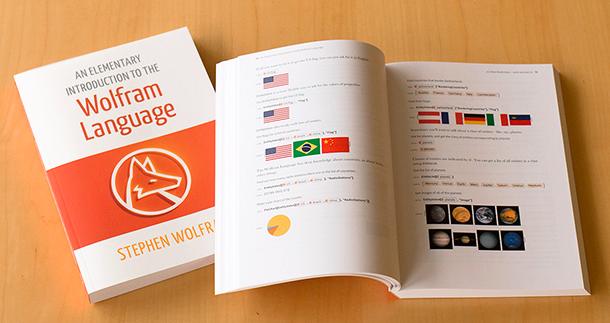 Книга Стивена Вольфрама «Элементарное введение в язык Wolfram Language» - 2