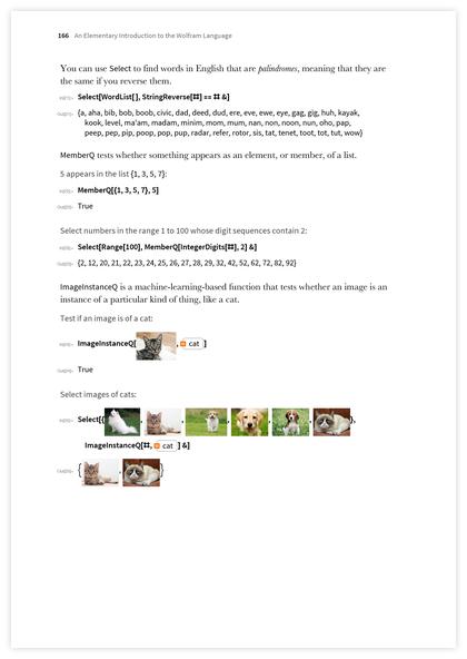 Книга Стивена Вольфрама «Элементарное введение в язык Wolfram Language» - 34