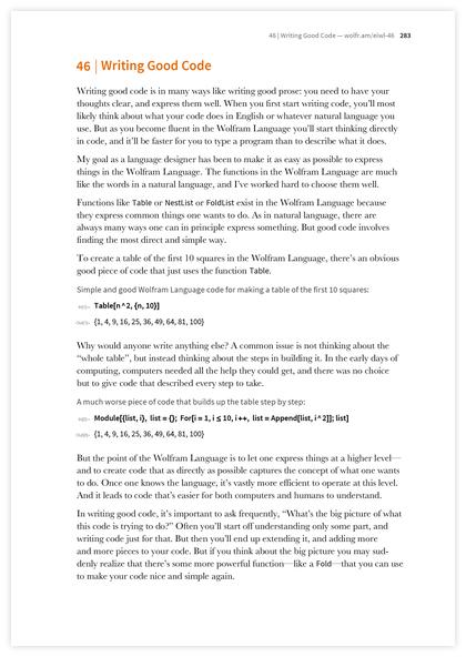 Книга Стивена Вольфрама «Элементарное введение в язык Wolfram Language» - 40