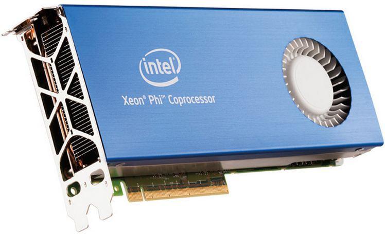 Распараллеливание алгоритма Штрассена на Intel® Xeon Phi(TM) - 1