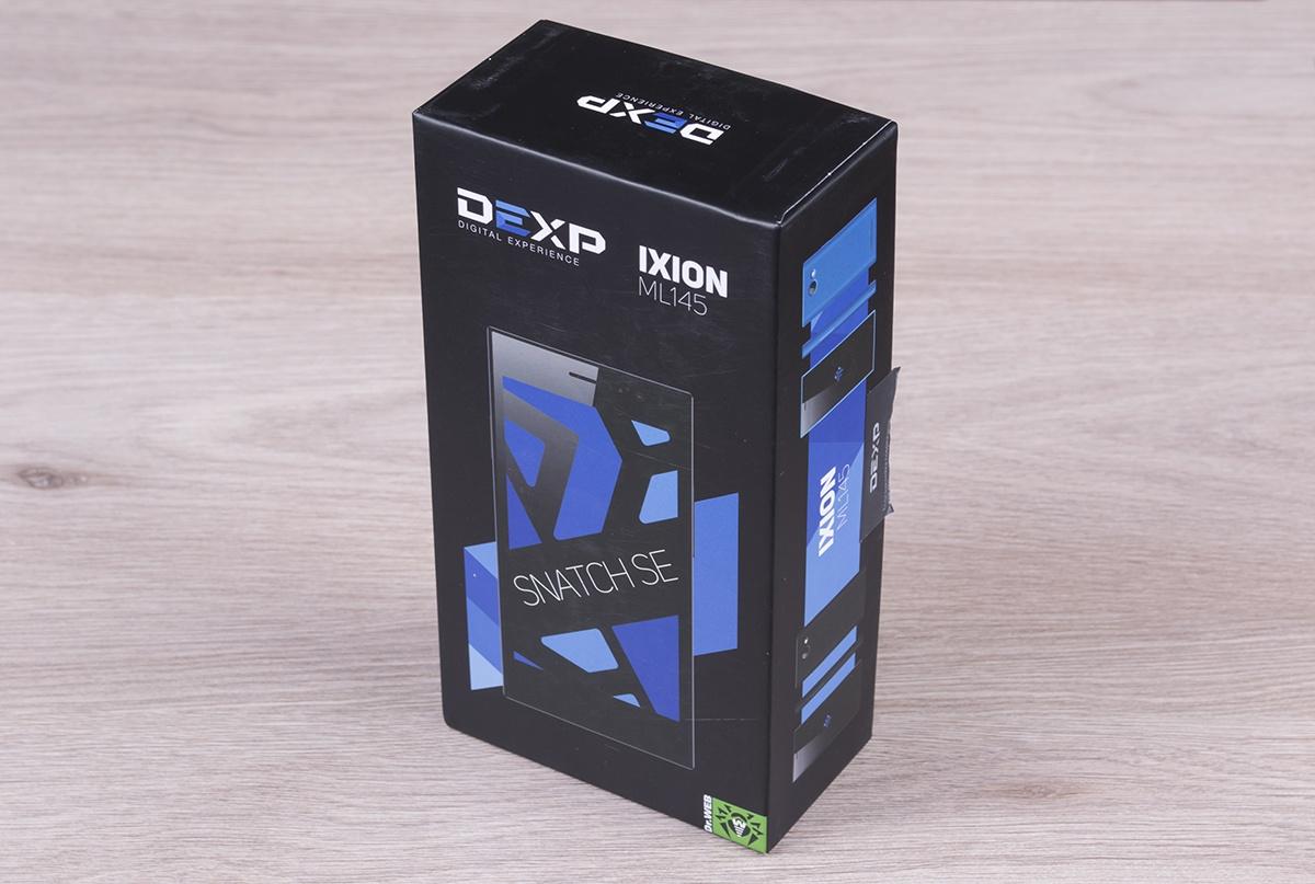 DEXP Ixion ML145 Snatch SE: младший «бро» с исполинской батареей - 1