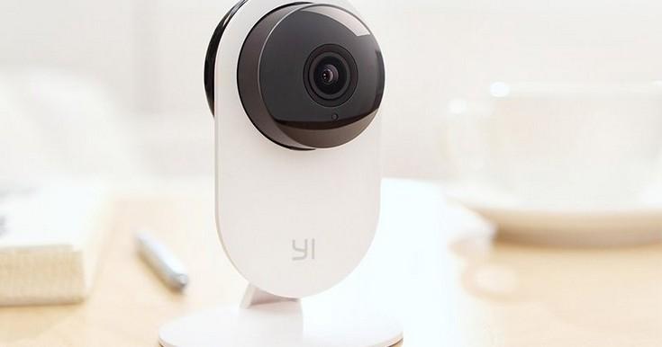 Камера наблюдения Xiaomi Yi Home Camera появилась в ассортименте Amazon