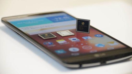 Преемник смартфона LG V10 получит SoC Nuclun 2