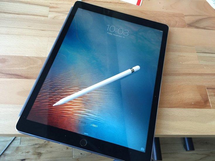 Продажи планшетов Apple iPad Pro в Китае не впечатляют
