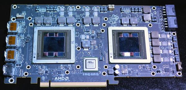 Видеокарта AMD Radeon R9 Fury X2 выйдет позже, чем ожидалось