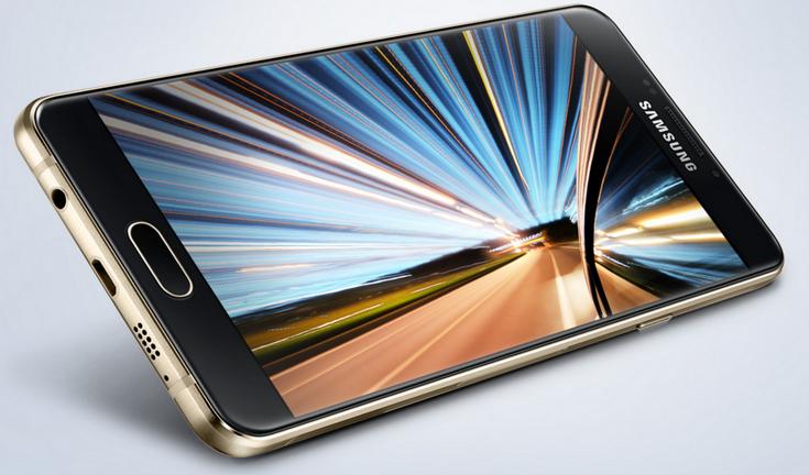 Смартфон Samsung Galaxy A9 получил шестидюймовый экран