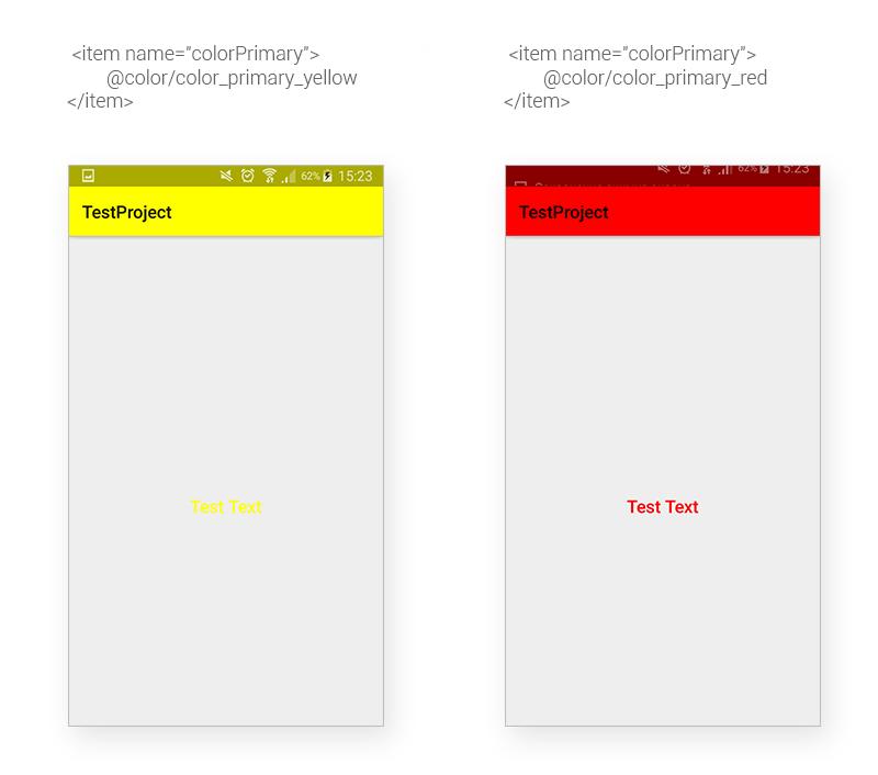 Сбербанк делится опытом создания приложения в Material Design: стили и темы - 2