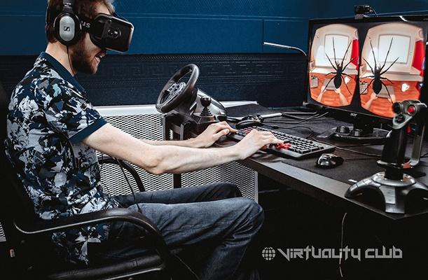 ТОП 5 игр в виртуальной реальности - 4