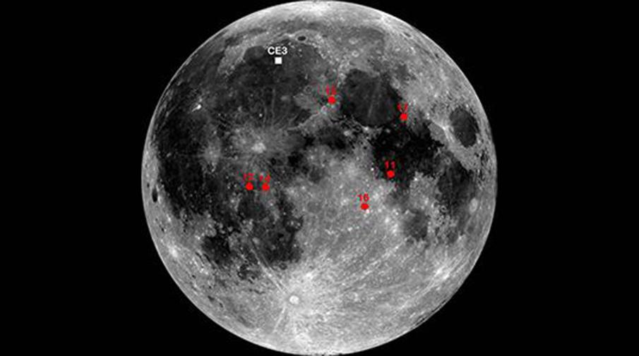 Юйту, китайский луноход, помог собрать важнейшую информацию о Луне - 3