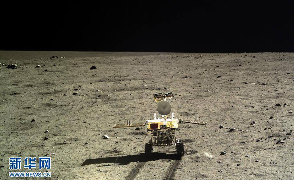 Юйту, китайский луноход, помог собрать важнейшую информацию о Луне - 1